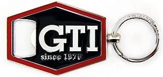 BRISA VW Collection VW GTI Key Ring/Bottle Opener - Black