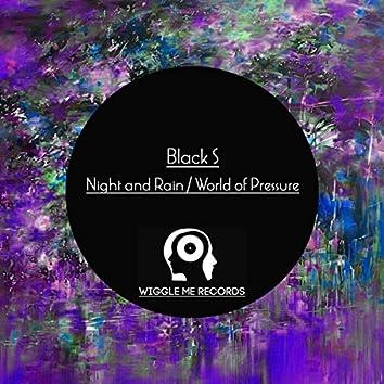 Night & Rain / World of Pressure