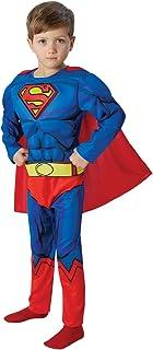 4f6d14b1b Rubies Warner - I-610781l - Disfraz para niños - Superman Lujo Cómic - Talla
