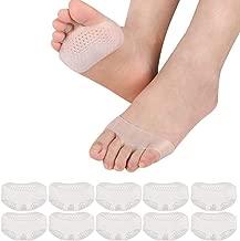 VCB 6 Piezas Almohadilla removedora de ma/íz para pies Cura /útil para pies Callo Parche de Yeso de ma/íz Color de Piel