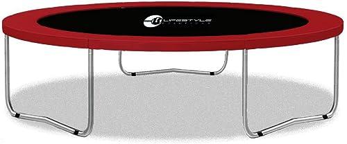 compras de moda online LS-245-R LifeStyle ProAktiv ProAktiv ProAktiv 245cm Cama elástica sin rojo de seguridad - New  calidad garantizada