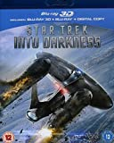 Star Trek Into Darkness (Blu-ray 3D + Blu-ray + Digital Copy) [Region Free] [Reino Unido] [Blu-ray]