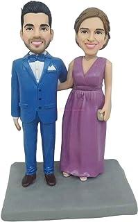 miglior regalo per amante matrimonio mini figurina in miniatura ornamenti decorazioni per la casa decorazione di nozze can...