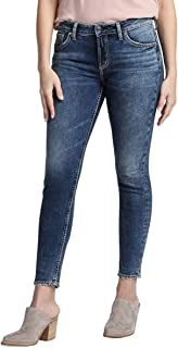Women's Plus Size Avery Curvy Fit High Rise Skinny Jeans