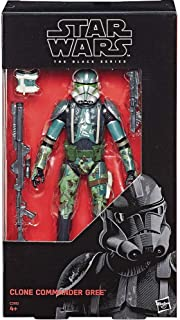 Star Wars The Black Series Commander Gree 6-inch Action Figure - Exclusive