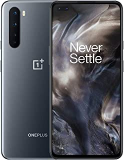 (Renewed) OnePlus Nord 5G (Gray Onyx, 8GB RAM, 128GB Storage)
