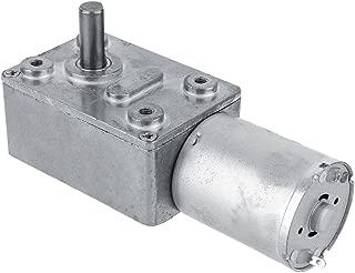 Best high torque dc geared motor 10 rpm Reviews