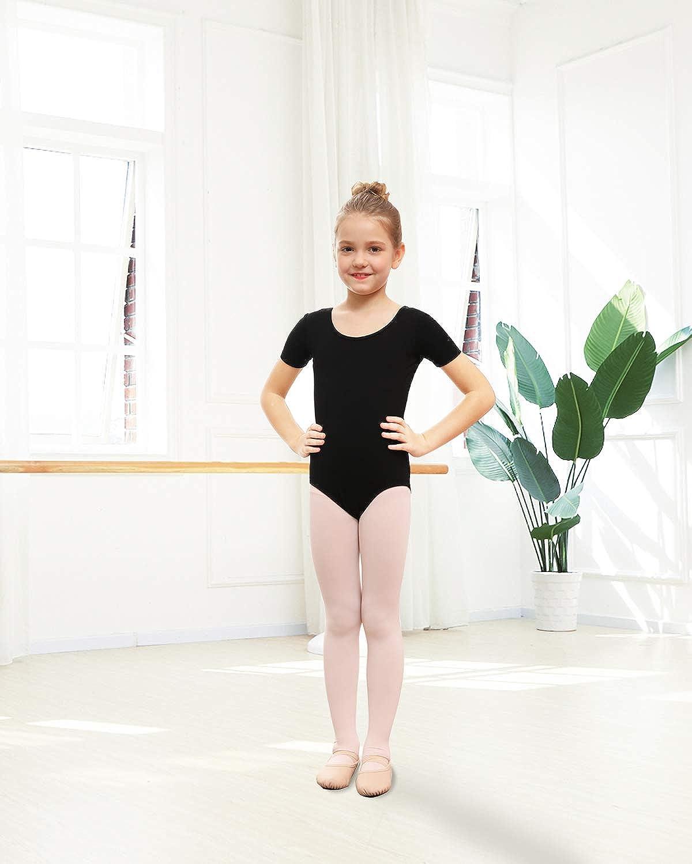 Toddler//Little Kid//Big Kid STELLE Ballet Leotards for Girls Dance Gymnastics and Ballet
