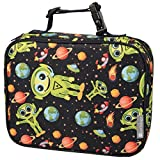Insulated Durable Lunch Box Sleeve - Reusable Lunch Bag - Securely Cover Your Bento Box, Works with...