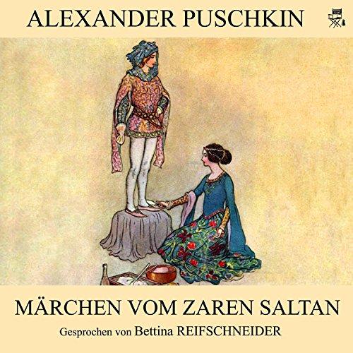 Märchen vom Zaren Saltan cover art