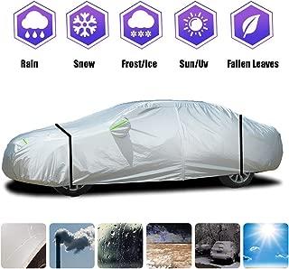 Dimensioni : 2018 T-Day Copriauto Toyota RAV4 Car Cover SUV Outdoor Indoor Spessa Panno di Oxford Protezione Solare Antipioggia