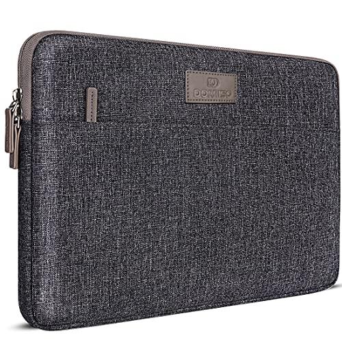 DOMISO 11.6 Zoll Laptophülle Hülle Tasche Sleeve Hülle Etui Notebook Schutzhülle Canvas-Gewebe für 11.6