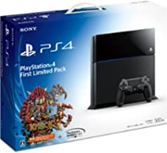 PlayStation 4 First Limited Pack CUHJ-10000(Japan Import)