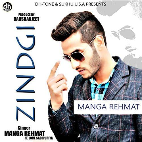 Manga Rehmat feat. Love Sadipuriya