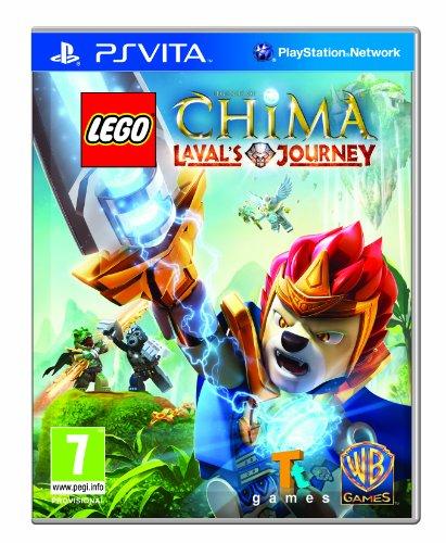 LEGO Legends of Chima: Laval's Journey (Playstation Vita) - [Edizione: Regno Unito]