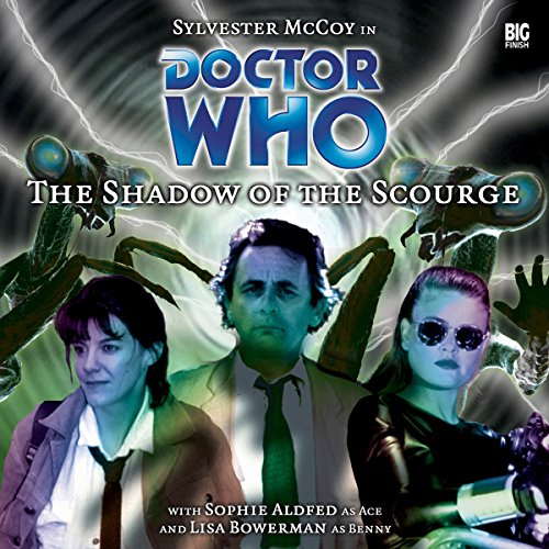 『Doctor Who - The Shadow of the Scourge』のカバーアート