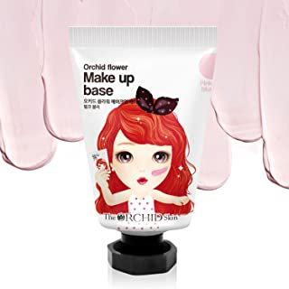 Make Up Base Pink Blur Primer Face Makeup K-beauty - Skin Flawless And Glowing, Instantly Smoothes Lines, Long Lasting Mak...