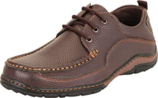 Cambridge Select Men's Lace-Up Driving Moccassin Loafer Boat Shoe