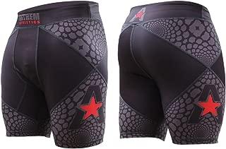 HELO-X Vale Tudo Compression Shorts - BJJ, MMA, Muay Thai
