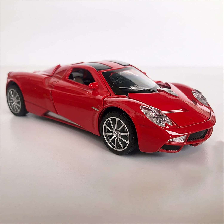 NRSM car Toy 1 32 Alloy Model P-agani for 2021 model Metal Ranking TOP14 Diecast Car