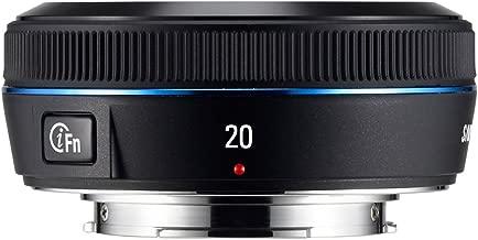 samsung nx pancake lens