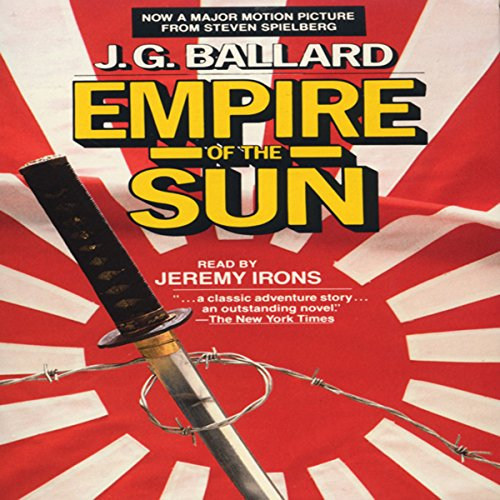 Empire of the Sun audiobook cover art
