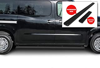 E-250 E-450 LUVERNE 575036-570121 MegaStep 36-Inch Cargo Van Running Boards with Non-Skid Rubber Treads for Select Ford E-150 E-350