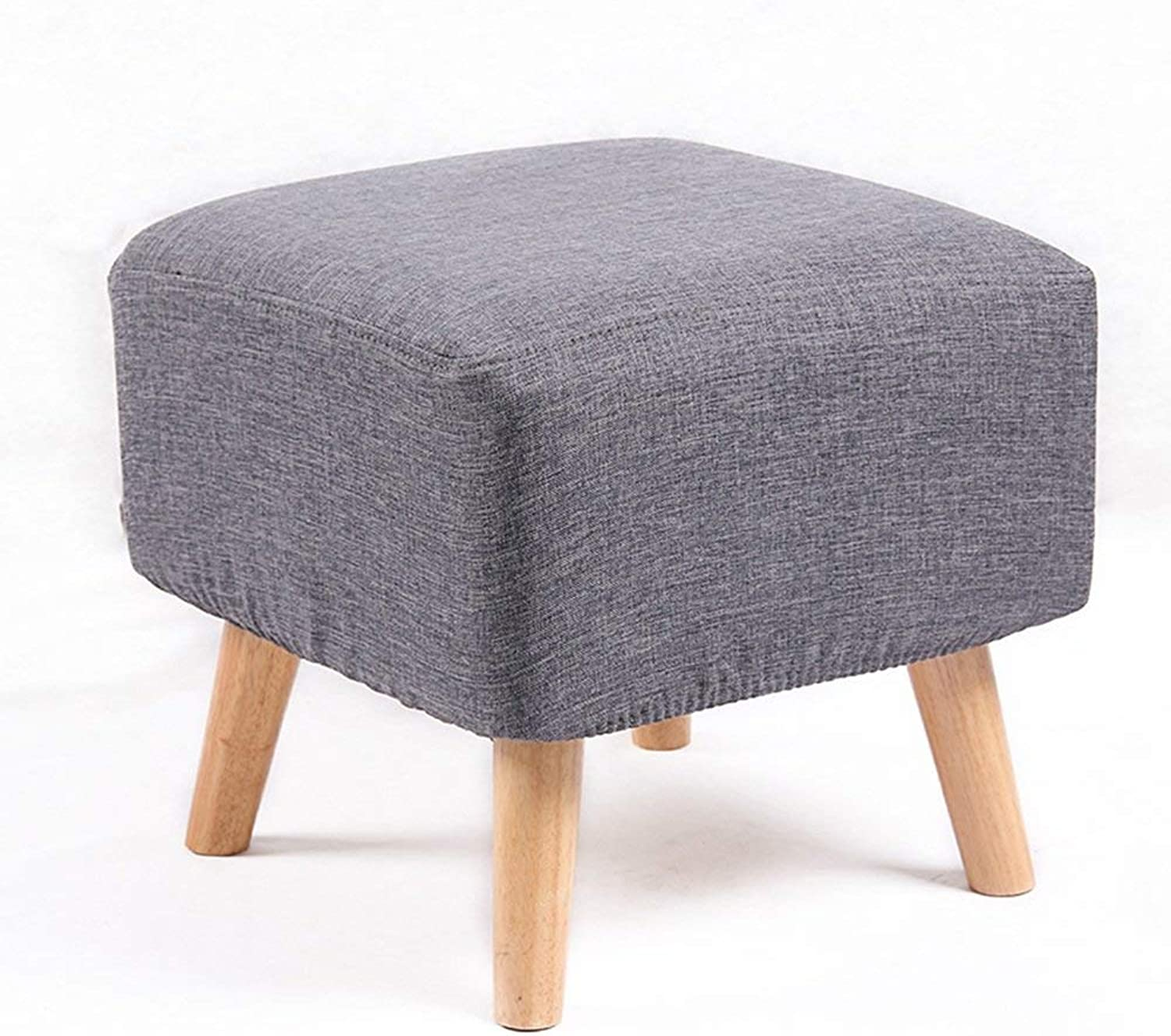 QTQZ Brisk- Solid Wood shoes Footstool European Clothing Store; ft Sofa Stool Fashion Dressing Bed Tail Stool Test shoes Small Long Stool Pier Sofa Stool (color Optional) (color  2)
