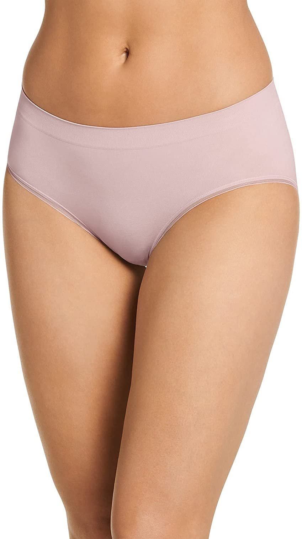 Jockey Women's Underwear Seamfree Chill Hipster