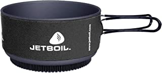 Jetboil 1.5-Liter FluxRing Camping Cooking Pot, Carbon