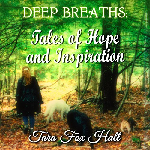 Deep Breaths audiobook cover art