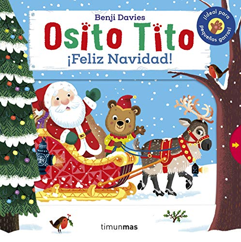 Osito Tito ¡Feliz Navidad!