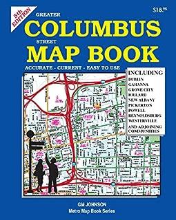 Greater Columbus, Ohio Street Map Book