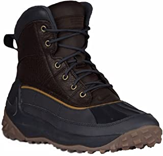 Men's Kynwood Cold Weather Boot Anthracite Dark Gold Size 10.5 D (US)
