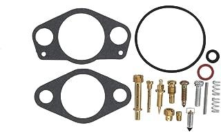 Carburetor Rebuild Carb Repair kit for Kawasaki Mule 2500 2510 2520 KAF620A KAF620B KAF620C ATV 1993 1994 1995 1996 1997 1998 1999 2000