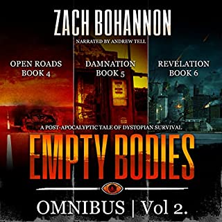 Empty Bodies Collection Volume 2 (Books 4-6)  cover art