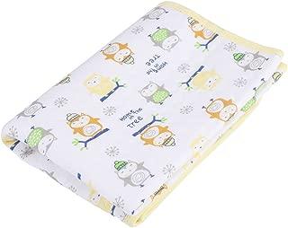 Panales Metedor tela lavable de carbon de fibra de bambu Inserta reutilizables 5 capas Gris TOOGOO Panales de fibra de bambu R