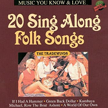 20 Sing Along Folk Songs