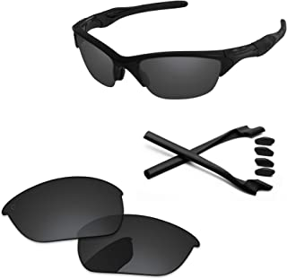 ed7adc87c2 PapaViva Lenses Replacement   Rubber Kits for Oakley Half Jacket 2.0