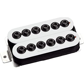 Seymour Duncan S/D SH-8 Invader Pickup WHITE BRIDGE