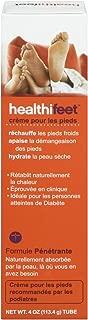 Tender Corporation Healthifeet 4-Ounce Warming foot cream, 4-Ounce Box