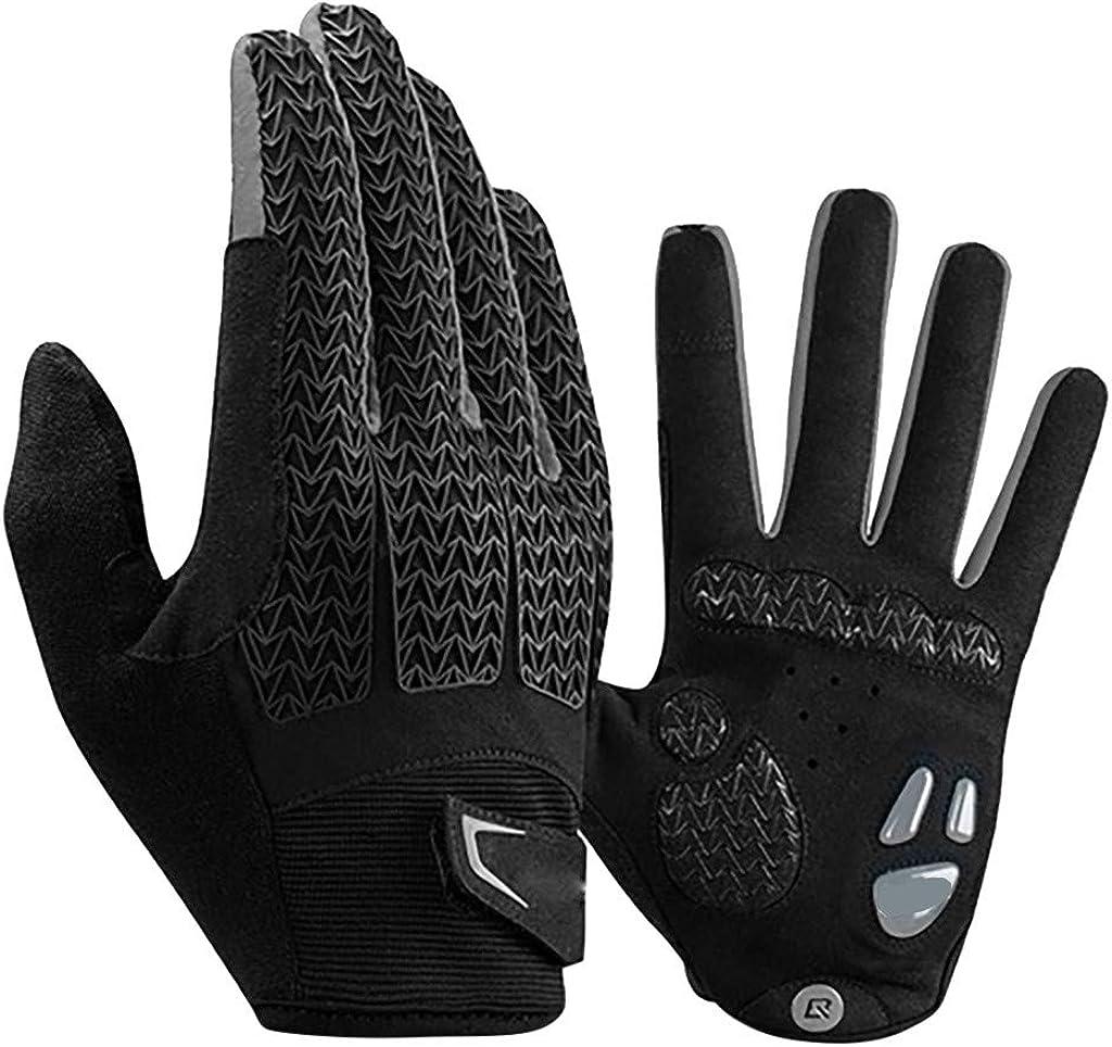 Smoxx Workout Gloves Men Women Full Finger No Contact The Equipment Training Running Cycling