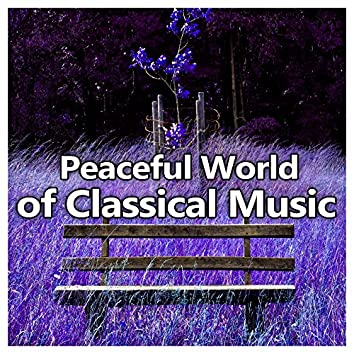Peaceful World of Classical Music – Melodies for Relaxation, Songs Bach, Music After Work, Calm Melodies for Listening and Rest