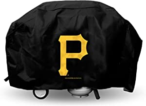 Rico Industries Pittsburgh Pirates MLB Economy Barbeque Grill Cover