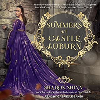 Summers at Castle Auburn cover art