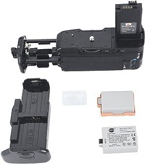 DSTE Replacement for Pro BG-E5 Vertical Battery Grip + 2X LP-E5 Compatible Canon EOS 450D 500D 1000D SLR Digital Camera