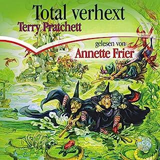 Total verhext     Ein Scheibenwelt-Roman              Autor:                                                                                                                                 Terry Pratchett                               Sprecher:                                                                                                                                 Annette Frier                      Spieldauer: 10 Std. und 37 Min.     308 Bewertungen     Gesamt 4,6