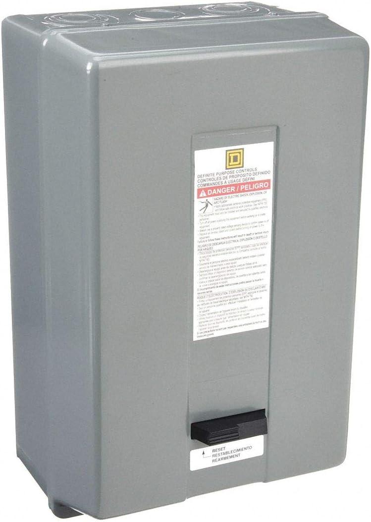 SCHNEIDER A surprise price is realized ELECTRIC 8911DPSG52V09 Bargain sale Starter Motor 1000-Vac Control