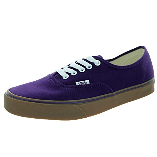 6ea1bb7b5dc38f Vans Unisex Authentic (Gumsole) BckbrryCrdl M Gm Skate Shoe 10 Men US
