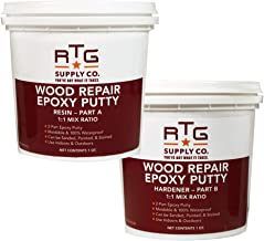rtg wood repair epoxy putty